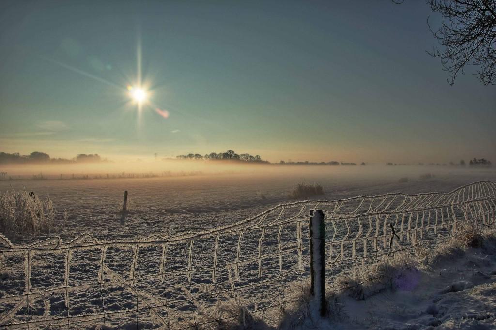 Winterlandschap Fotoschool Keistad Amersfoort Fotocursus