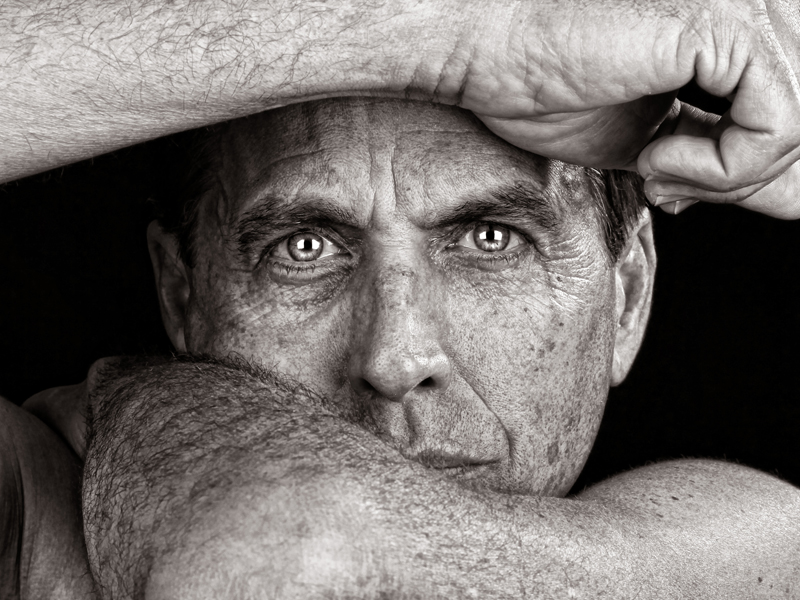 © Yousuf Karsh - portretfotografie
