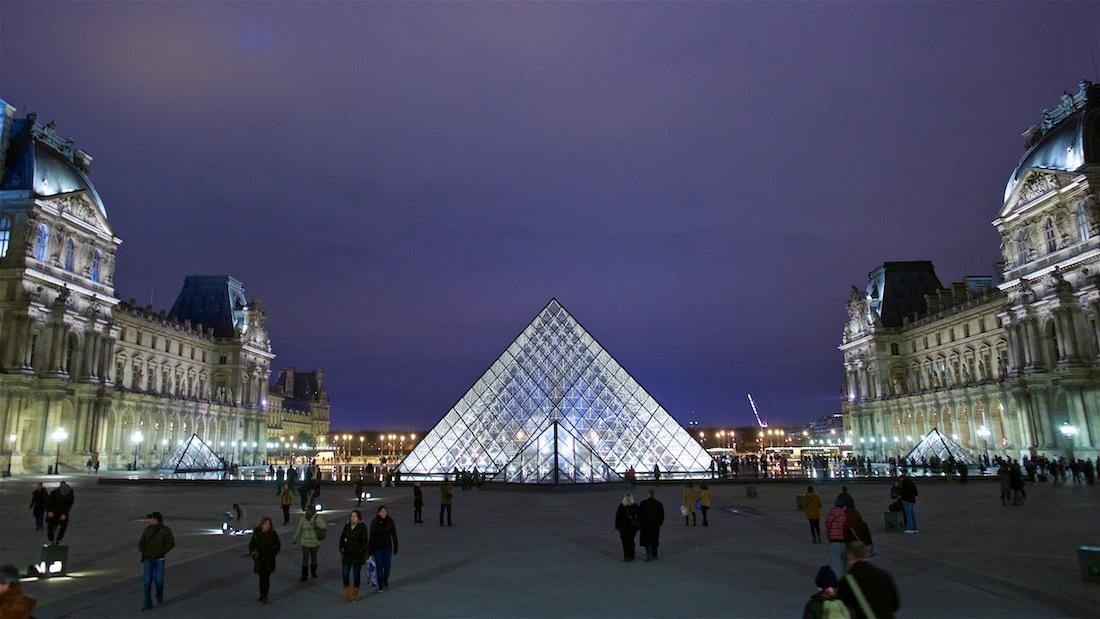 ISO-instellingen Fotoschool Keistad Louvre Parijs