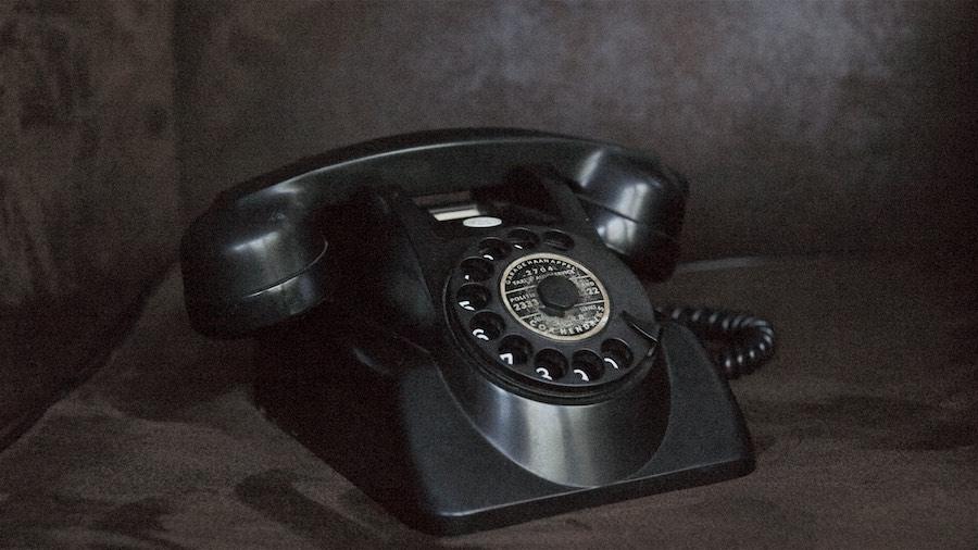 Oude telefoon - hoge ISO - Belichtingsdriehoek