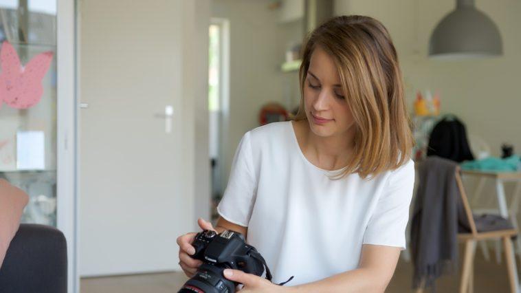 Karlijn Hubers wil beter leren fotograferen Fotoschool Keistad Amersfoort
