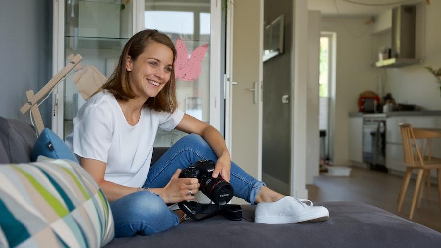 Karlijn Hubers - oud-cursist Fotoschool Keistad