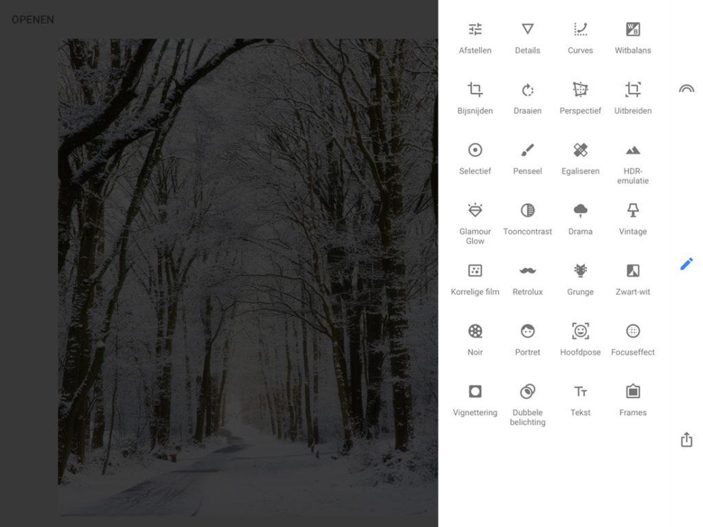 Snapseed-voorbeeld-aanpassingsmogelijkheden-Fotoschool-Keistad