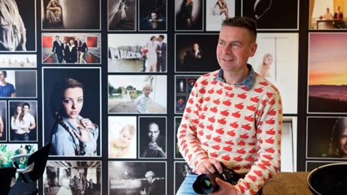 Marcel Dekker - oud-cursist Fotoschool Keistad