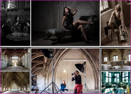 Workshop Fashionfotografie